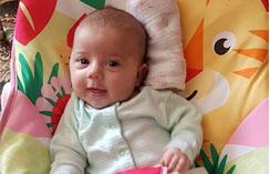 可爱的小G宝贝出生了!