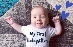 CRGH创造的第一例通过免疫疗法创造的宝贝出生了!
