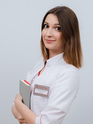 Voloshina Ekaterina Evgenievna